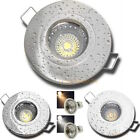 1-10er Set Bad Einbaustrahler Aqua 230V Power LED Leuchtmittel 5W LED Spot