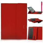 """Wireless Bluetooth Keyboard Stand Cover Case For 9.7"""" 10"""" 10.1"""" inch Tablet PC"""