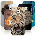 Funny Animal Pattern Case Cover Skin Protector For Samsung S4/S5/S6 New Gift