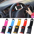 Universal Mobile Phone Stand In Car Phone Air Vent Mounts Cradle Stand Holder
