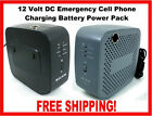 battery power unit - Portable Rechargeable 12 Volt Battery Power Station Pack For Charging Cell Phone