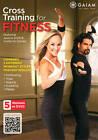 CROSS TRAINING FOR FITNESS The GAIAM Exercise WORKOUT VIDEO on a DVD Yoga PILATE