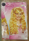 Girls Disney Princess Halloween Wig