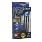 Target Match Play 80% Tungsten Laser Engraved Darts 21 22 24 or 26g CLEARANCE