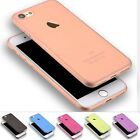 0.3mm New Matte Ultra-Thin Slim Back Skin Cover Case For Apple iPhone 7 / 7 Plus