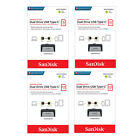 SanDisk Ultra Dual OTG USB 3.0 to Type C Connector Flash Drive USB Memory Stick