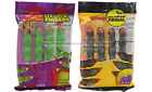 HALLOWEEN^ 2.82 oz Bag LOLLIPOP FINGERS Hard Candy NEW! *YOU CHOOSE* Exp. 9/17