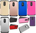 For Motorola Moto G4 Play HARD Astronoot Hybrid Rubber Silicone Case Cover