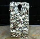 3D Crystal Diamond BLING Hard Case Phone Cover For Samsung Galaxy Note 5 NEW O2