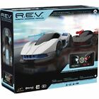 Brand New WowWee R.E.V Smart Cars White/Blue And Black/Red Ages 8 Years+