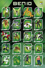 Ben 10 Poster Wall Art Decor Home Compilation Photo Maxi 61cmx91.5cm (151)