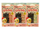 FING'RS Nail Art Decals GIRLIE NAILS 24pc Stick-On Set HOLIDAY New *YOU CHOOSE*