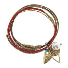 Authentic Canvas Jewelry Seed Bead Bracelets