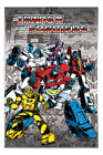 Transformers G1 Retro Comic Poster New - Maxi Size 36 x 24 Inch - Time Remaining: 11 days 4 hours 34 minutes 55 seconds