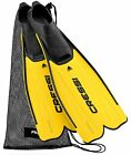 Cressi Rondinella Full Foot KIDS Fin with Mesh Bag