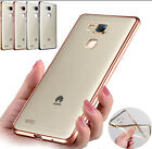 Hot ! Luxury ShockProof  Clear Case Cover For HuaWei Models 3 Colors
