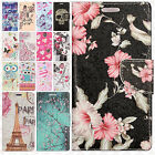 For LG Rebel 4G LTE L44VL Premium Leather Wallet Case Pouch Flip Phone Cover