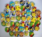Pokemon Anime Pikachu 45mm PIN BACK BADGES BUTTONS NEW FOR BAG CLOTH PARTY