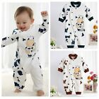 Newborn Baby Clothes Infant Girls Boys Romper Clothes New Cute