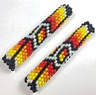 NEW HANDCRAFTED MULTI-COLOR TUBULAR HOLLOW JEWELRY MAKING SUPPLY BEADS D54/123