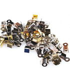New Plated Colors Iron Connectors Bail Clip Clasp Jewelry Finding Fit DIY Making