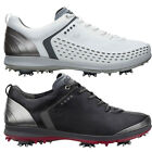 2017 ECCO Biom G 2 Spikes Gore-Tex Waterproof -Yak Leather Mens Golf Shoes
