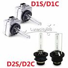 Pair 35W D1S/D1C D2S/D2C HID Xenon Bulbs Replacement Car Headlight 5000K~12000K