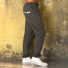 Mens Luke 1977 Robinson Jog Pants In Charcoal Marl From Get The Label