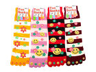 L088 LADIES GIRLS 2prs WARM TOE SOCKS BED LOUNGE SOCKS XMAS VALENTINES GIFT IDEA