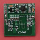 3-7W Human Radar Sensor Module For Microwave Smart LED Board Lamp Home Switch