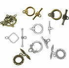 Rockin Beads Toggle Clasp Plated Jewelry Findings You Pick