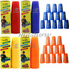 12pcs Quick Speed Stacker Cups Fast Stacking Stacks Competition Sport Toy Game