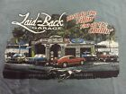 LAID-BACK GARAGE FORD FASTBACK MUSTANG CERTIFIED MECHANICS SAGE T-SHIRT NWT