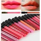 Waterproof Lipstick Matte Lip Gloss Long Lasting Liquid Lip Pen Makeup Beauty