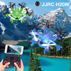 JJRC H20W WIFI FPV RC Hexacopter 2.0MP Camera Quadcopter Night Flight+Free Props