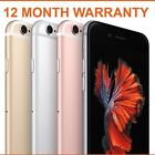Kyпить Apple iPhone 6S 16gb 64gb 128gb Space Grey Silver Rose Gold Unlocked Smartphone на еВаy.соm