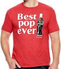 Coca Cola Best Pop Ever Red Heather Big and Tall Men's T-Shirt New $22.79  on eBay