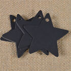 100xPop Star Kraft Paper Wedding Party Favor Gift Card Price Label Luggage Tags