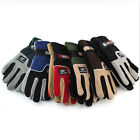 Fashion Warm Gloves Mens Outdoor Winter Full Finger Driving Motorcycle