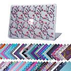 "MacBook Air 13"" Inch Designer Pattern Plastic Hard Shell Cover Clip Snap-on Case"