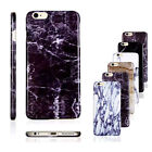 Fashion Printed Marble Stone Pattern Hard Back Case Cover Skin For Apple iPhone