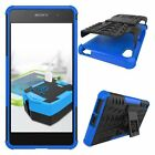 8Colors Anti-skid shock Hybrid case cover For SONY Xperia E5