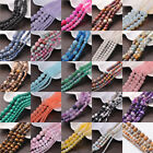 Bulk Wholesale 4/6/8/10/12/14mm Round Natural Gemstone Stone Loose Spacer Beads