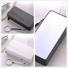 DIY 5600mAh 5V USB Power Bank Case 18650 Battery Charger CASE For Cell Phone New