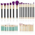 15Pcs Professional Makeup Brushes Pro Cosmetic Make Up Brush Set Superior Soft