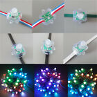 5-1000PCS WS2801 WS2811 Square Dream Color Module String Light RGB Waterproof