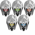 Shox MX-1 Shadow Motocross ATV Quad Off Road Mx Pit Bike Moto-X Enduro Helmet