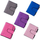 Women Ladies Grind Bifold Leather Purse Fashion Retro Wallet Card Holder Purse