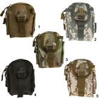 Military Molle Tactical Waist Loop Bum Bag Outdoor Phone Case Fanny Pack Pouch