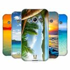 HEAD CASE DESIGNS BEAUTIFUL BEACHES SOFT GEL CASE FOR SAMSUNG GALAXY XCOVER 3